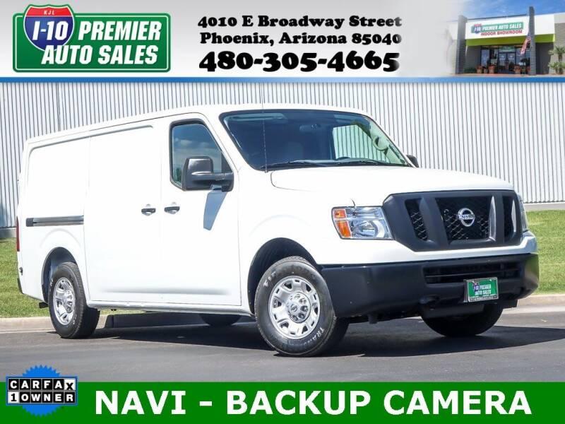 2017 Nissan NV Cargo for sale in Phoenix, AZ