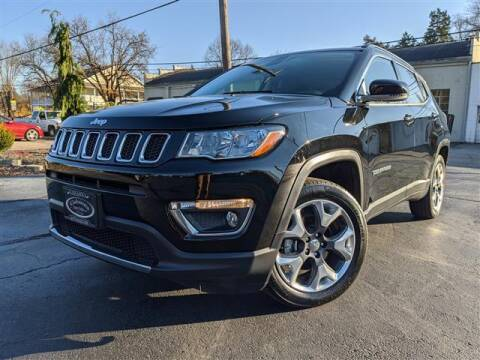 2018 Jeep Compass for sale at GAHANNA AUTO SALES in Gahanna OH