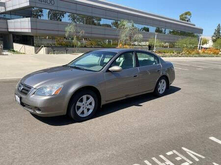 2004 Nissan Altima for sale at CAS in San Diego CA