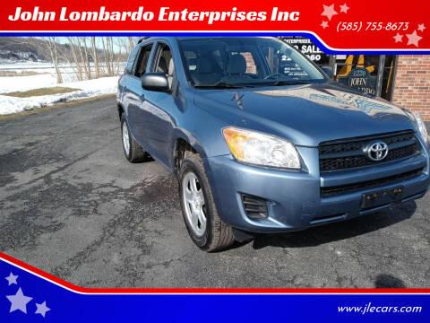 2012 Toyota RAV4 for sale at John Lombardo Enterprises Inc in Rochester NY