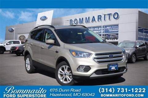 2018 Ford Escape for sale at NICK FARACE AT BOMMARITO FORD in Hazelwood MO