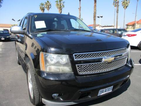 2008 Chevrolet Tahoe for sale at F & A Car Sales Inc in Ontario CA