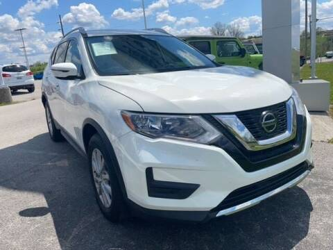 2019 Nissan Rogue for sale at Mann Chrysler Dodge Jeep of Richmond in Richmond KY