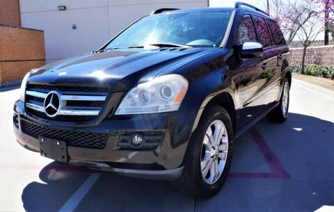 2009 Mercedes-Benz GL-Class for sale at International Auto Sales in Garland TX