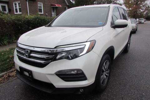 2016 Honda Pilot for sale at First Choice Automobile in Uniondale NY
