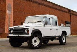 1993 Land Rover Defender for sale at Platinum Motor Sports in La Grange KY