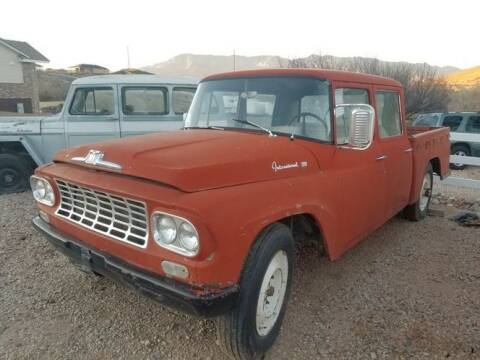 1962 International Travelette for sale at Classic Car Deals in Cadillac MI