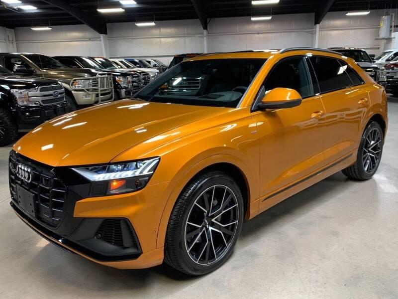 2019 Audi Q8 for sale at Diesel Of Houston in Houston TX