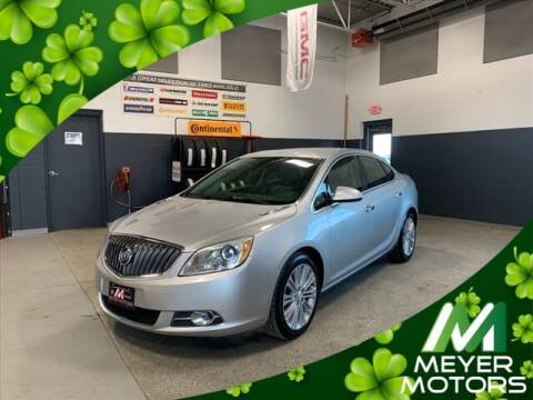 2014 Buick Verano for sale at Meyer Motors in Plymouth WI