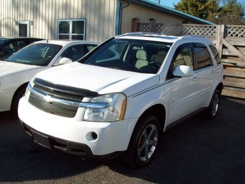 2007 Chevrolet Equinox for sale at Classics and More LLC in Roseville OH