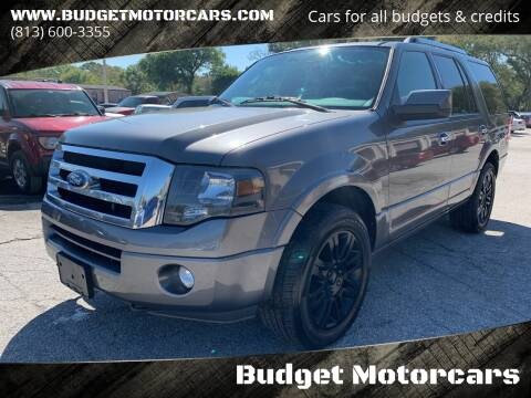 2011 Ford Expedition for sale at Budget Motorcars in Tampa FL