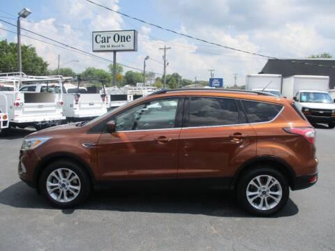 2017 Ford Escape for sale at Car One in Murfreesboro TN