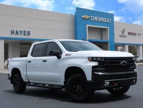 2020 Chevrolet Silverado 1500 for sale at HAYES CHEVROLET Buick GMC Cadillac Inc in Alto GA