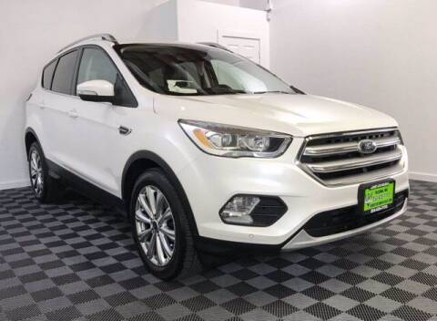 2017 Ford Escape for sale at Sunset Auto Wholesale in Tacoma WA