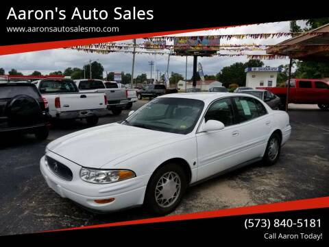 2000 Buick LeSabre for sale at Aaron's Auto Sales in Poplar Bluff MO