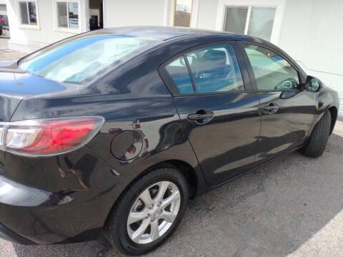 2010 Mazda MAZDA3 for sale at Major Motors in Twin Falls ID