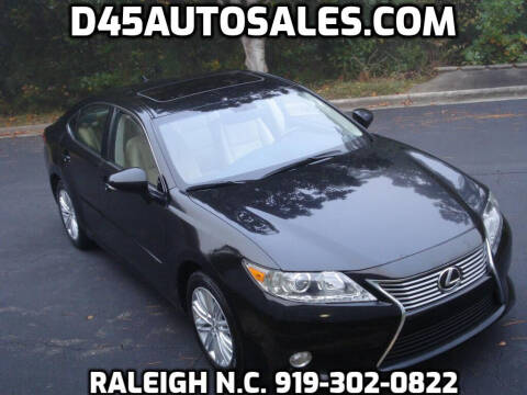 2013 Lexus ES 350 for sale at D45 Auto Brokers in Raleigh NC