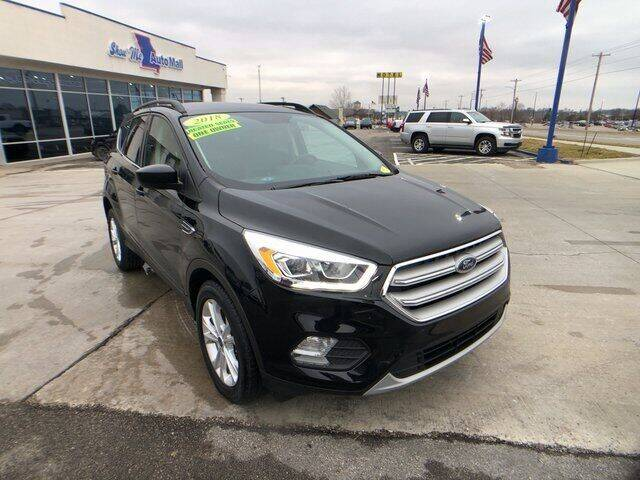 2018 Ford Escape for sale at Show Me Auto Mall in Harrisonville MO