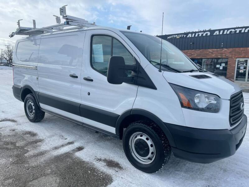 2015 Ford Transit Cargo for sale at Motor City Auto Auction in Fraser MI