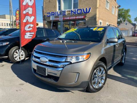 2012 Ford Edge for sale at Drive Now Autohaus in Cicero IL