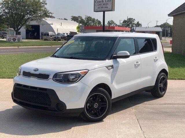 2014 Kia Soul for sale at Rolling Wheels LLC in Hesston KS