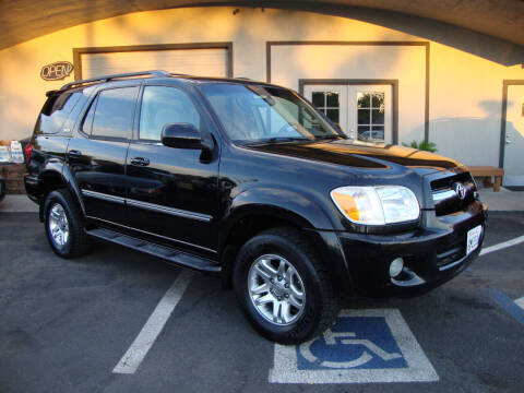 2006 Toyota Sequoia for sale at DriveTime Plaza in Roseville CA