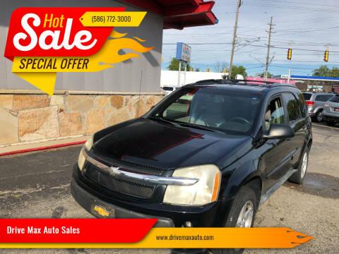2005 Chevrolet Equinox for sale at Drive Max Auto Sales in Warren MI