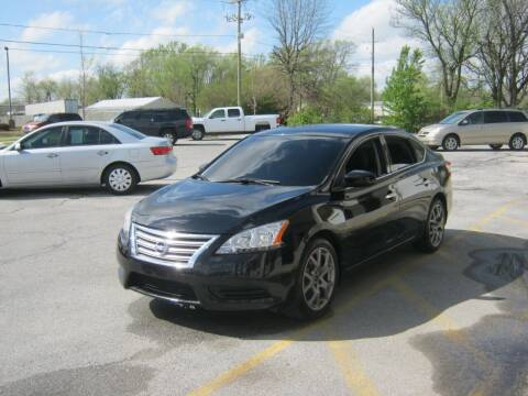 2015 Nissan Sentra for sale at Premier Motor Co in Springdale AR