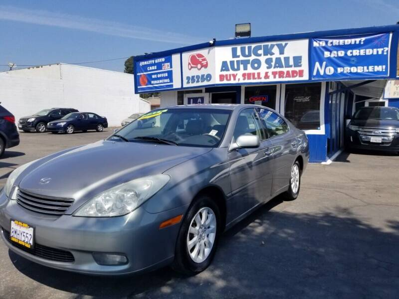 2003 Lexus ES 300 for sale at Lucky Auto Sale in Hayward CA