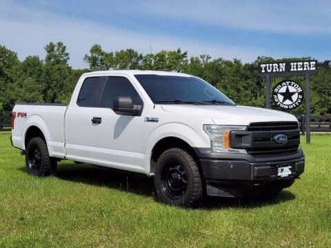 2018 Ford F-150 for sale at Bratton Automotive Inc in Phenix City AL