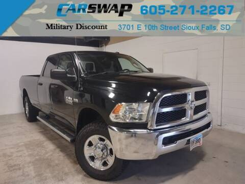 2015 RAM Ram Pickup 2500 for sale at CarSwap in Sioux Falls SD