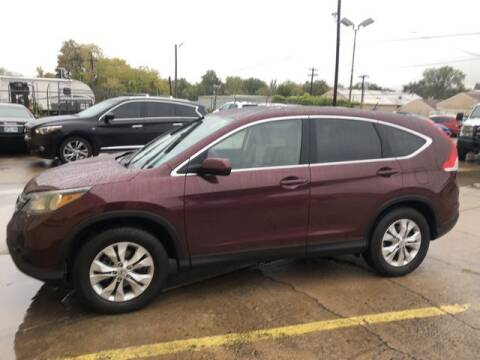 2013 Honda CR-V for sale at Suzuki of Tulsa - Global car Sales in Tulsa OK