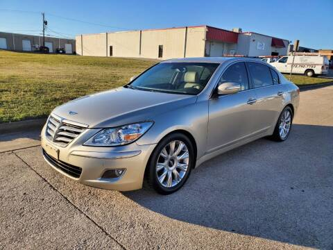 2009 Hyundai Genesis for sale at DFW Autohaus in Dallas TX