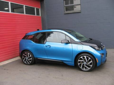 2017 BMW i3 for sale at Paramount Motors NW in Seattle WA