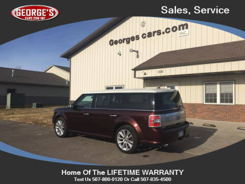 2010 Ford Flex for sale at GEORGE'S CARS.COM INC in Waseca MN