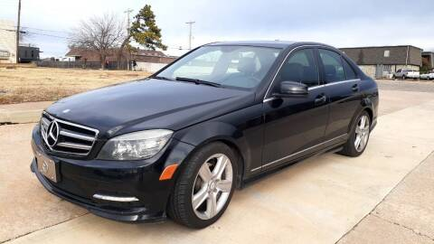 2011 Mercedes-Benz C-Class for sale at Automay Car Sales in Oklahoma City OK