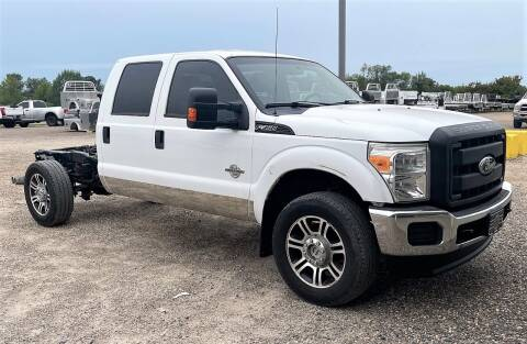 2011 Ford F-350 Super Duty for sale at KA Commercial Trucks, LLC in Dassel MN