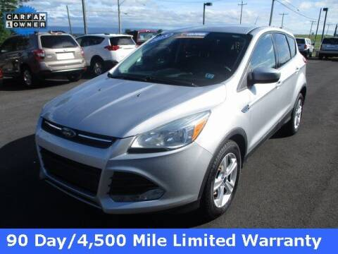 2015 Ford Escape for sale at FINAL DRIVE AUTO SALES INC in Shippensburg PA
