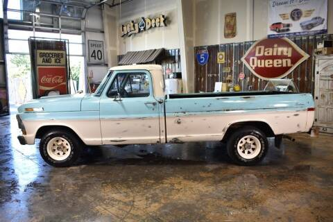 1972 Ford F-100 for sale at Cool Classic Rides in Redmond OR