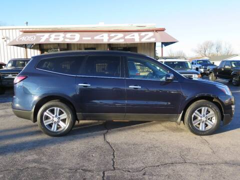 2015 Chevrolet Traverse for sale at United Auto Sales in Oklahoma City OK