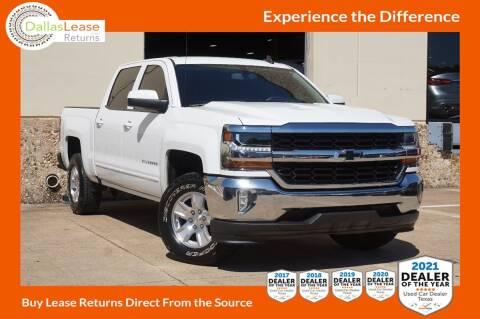 2016 Chevrolet Silverado 1500 for sale at Dallas Auto Finance in Dallas TX
