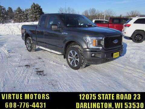 2019 Ford F-150 for sale at Virtue Motors in Darlington WI