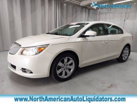 2011 Buick LaCrosse for sale at North American Auto Liquidators in Essington PA