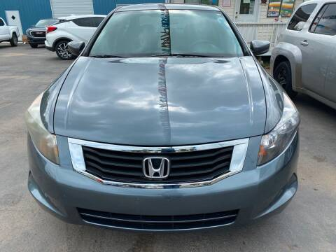 2009 Honda Accord for sale at BEST AUTO SALES in Russellville AR
