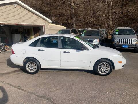 2007 Ford Focus for sale at Iowa Auto Sales, Inc in Sioux City IA