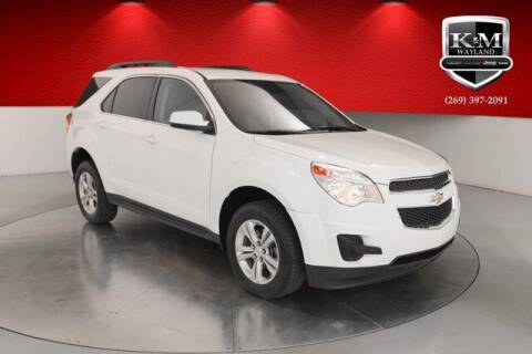 2015 Chevrolet Equinox for sale at K&M Wayland Chrysler  Dodge Jeep Ram in Wayland MI