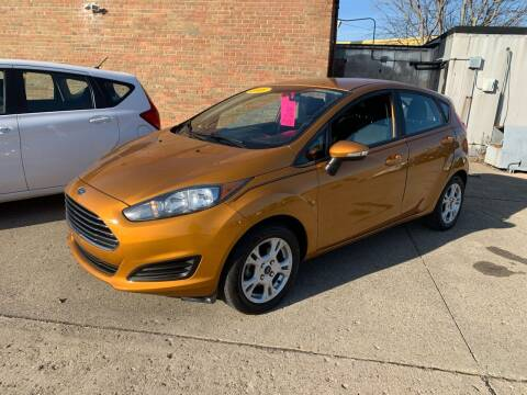 2016 Ford Fiesta for sale at Cars To Go in Lafayette IN