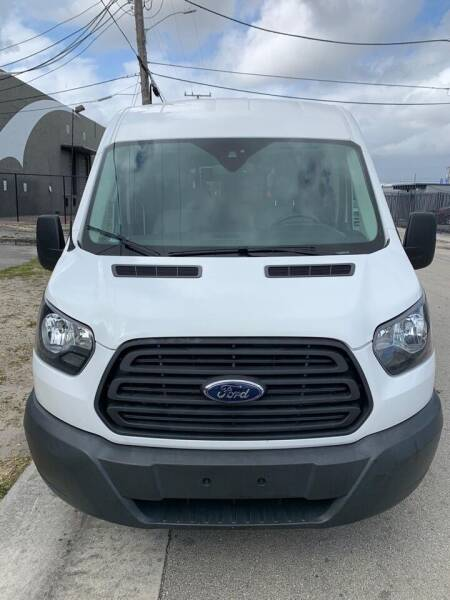 2016 Ford Transit Passenger for sale at Exotic Auto Brokers in Miami FL