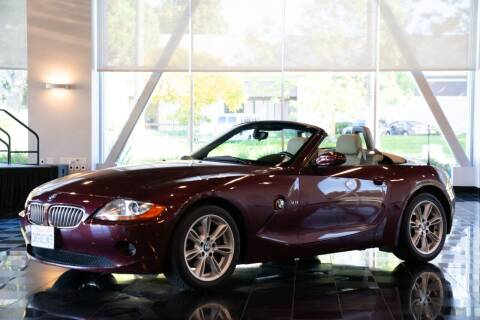 2003 BMW Z4 for sale at CARSFASCINATE in San Jose CA