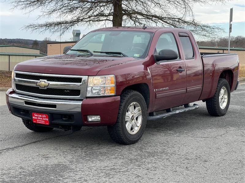 2009 Chevrolet Silverado 1500 for sale at Real Deal Auto in Fredericksburg VA